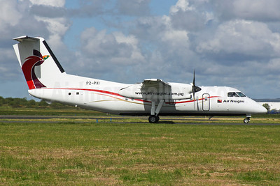 Air Niugini Bombardier DHC-8-202 (Q200) P2-PXI (msn 460) SNN (Malcolm Nason). Image: 908306.