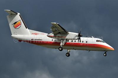 Air Creebec de Havilland Canada DHC-8-102 Dash 8 C-FCSK (msn 122) YUL (Ken Petersen). Image: 920071.
