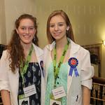 McKenzie Wilder and Megan Napier.