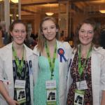 McKenzie Wilder, Megan Napier and Ashton Wilder.