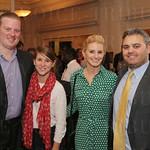 Paul, Ellen and Olivia Chumbley, Scott Raby.
