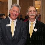 Head of School Tony Kemper and Jay Klempner.