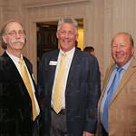 Jay Klempner, Head of School Tony Kemper and Allen Corbin.