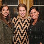 Grace Brinker, Erin Piercy and Julie Okruhica.