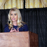 The emcee for the event was Lindsay Allen, anchor WDRB-TV.