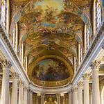 Chapelle Royale - Chateau de Versailles