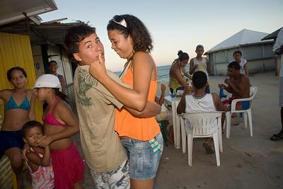 Brazilie, Bahia, 3 november 2008 foto: Katrien Mulder