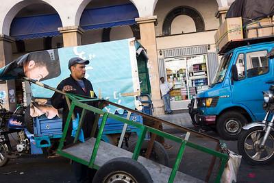 Marokko, Casablanca, 9 mei 2013, foto: Katrien Mulder