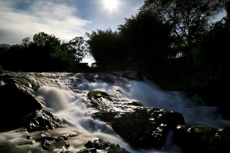 Cachoeira do Salto ao luar