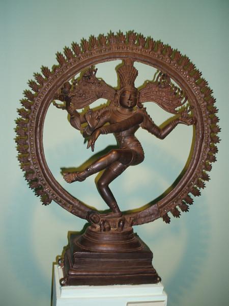 dancing Shiva, Delhi museum