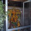 Hanuman shrine outside our hotel