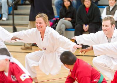 DeLaSalle Taekwondo 03152011