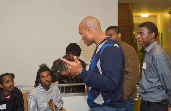 Wes Moore Event