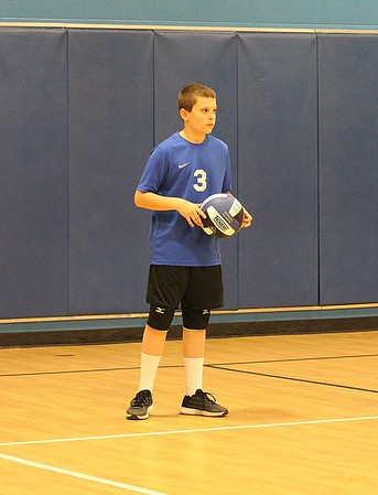 7th boys volleyball
