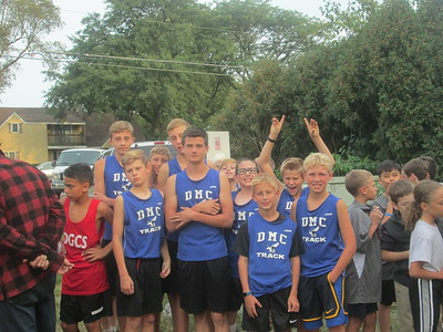 Illiana Cross Country Meet