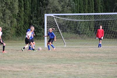 Soccer - B