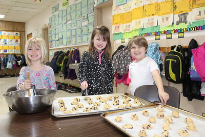 Cookies for Community Helpers!