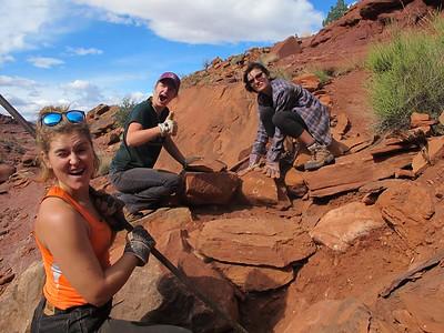 2017 DePaul University Alternative Spring Break @ Moab Area (Utah)