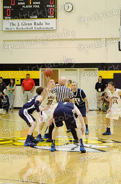 vs. Mary Washington 3/8 (NCAA Tournament)