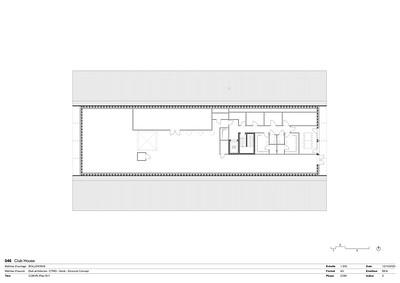 17 Clubhaus Golf Saint Apolliniare: Dachgeschoss