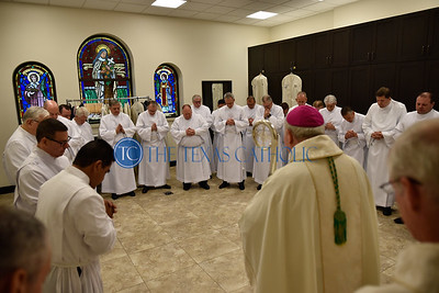 Permanant Deacon Ordination June 2018