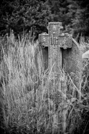 Bath Abbey Cemetery. UK