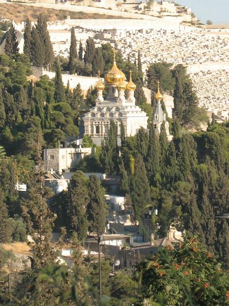 Mt. Olive, Jerusalem
