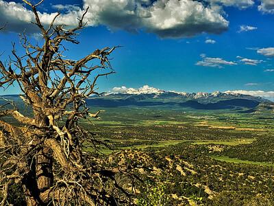 The Mountains of Southern Colorado