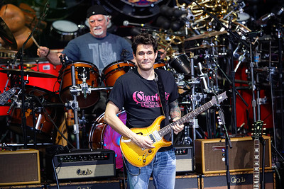 Dead & Company live at DTE on 7-7-2016. Photo credit: Ken Settle