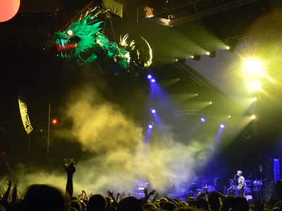 Furthur 1 January 2012, Donor Rap