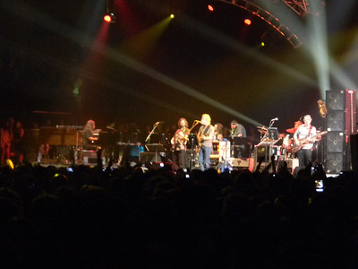 Furthur 1 January 2012, Midnight Set