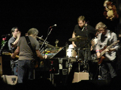 Furthur 31 December 2011, First Set