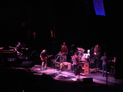 Furthur 31 December 2012 First Set