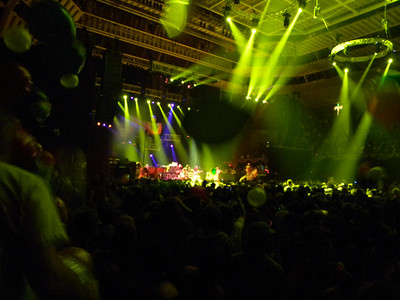 Furthur New Year's Eve:  New Year Set 1 January 2011