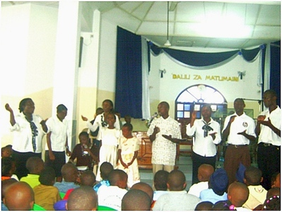 Deaf Ministry in Kenya