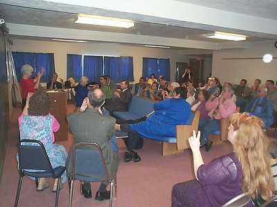 Deaf Ministry in Oregon-Wash,, USA