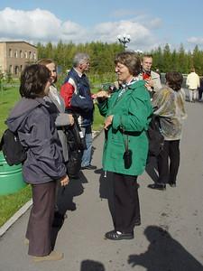Deaf visiting in Poland