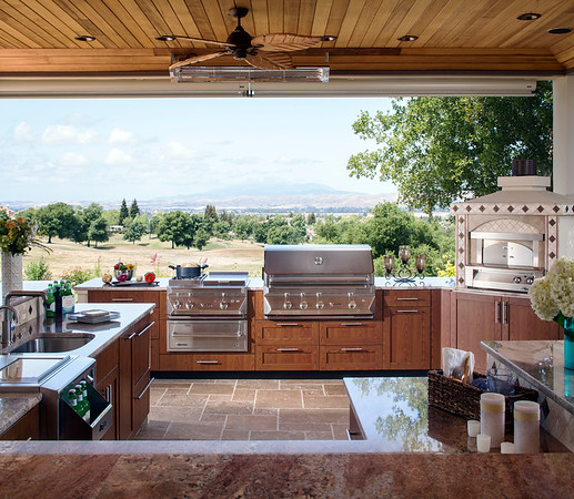 Outdoor Living in the Bay Area