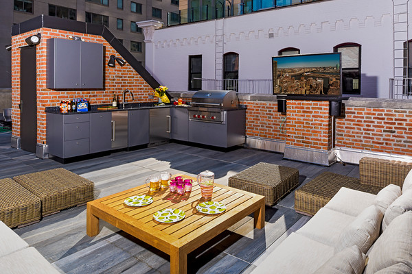 Rooftops are Made for Entertaining