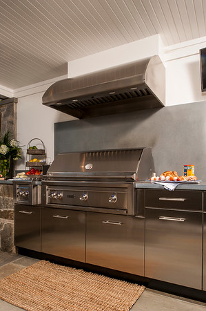 A Stone & Stainless Haven