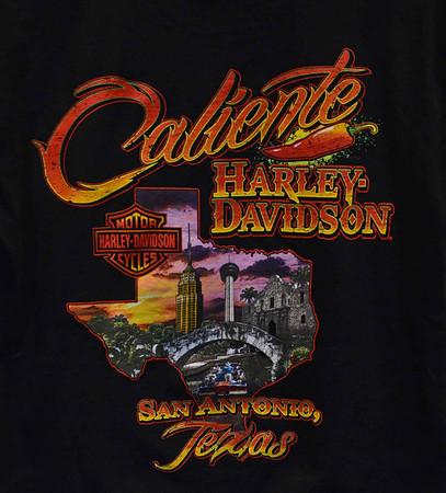 Caliente Harley-Davidson San Antonio TX