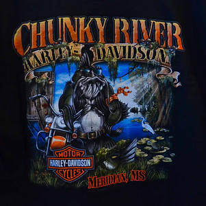 Chunky River Harley-Davidson Meridian MS