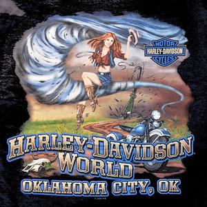 Harley-Davidson World Okalahoma City OK.