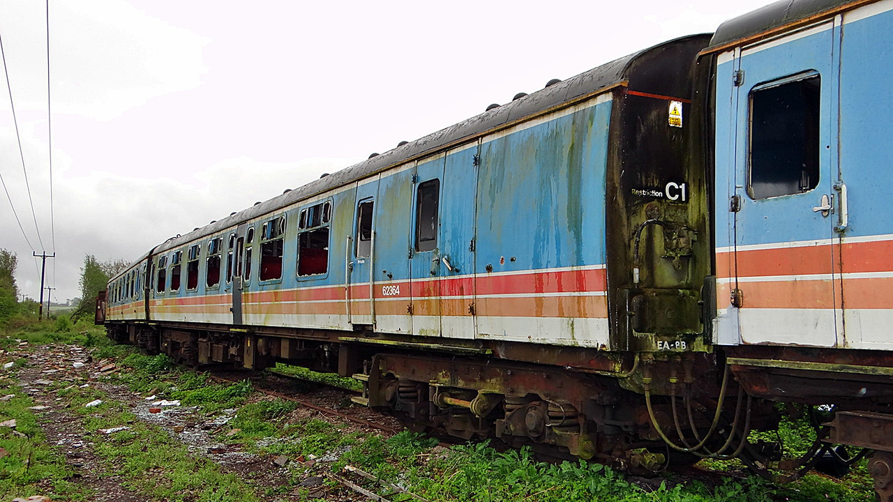 BR 62364 Motor Brake Second (EMU) 14,05,2013.