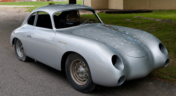 356 Carrera paint & body work