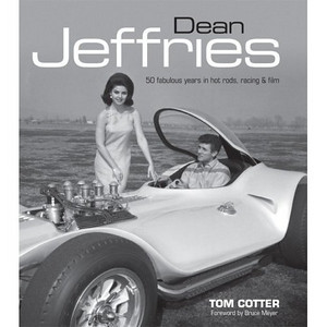 Tom Cotter's excellent book about Dean Jeffries - published in 2009 - details the history of this very talented legend of custom cars.