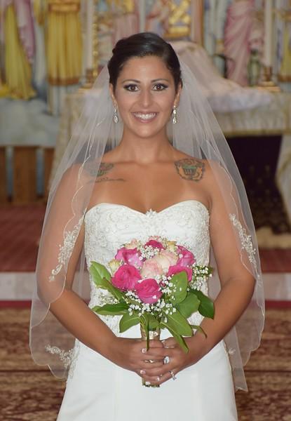 Wedding at St. Mary & St. Mina Coptic Orthodox Church