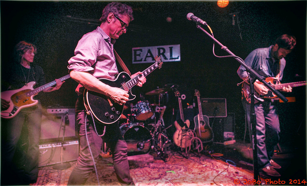 Dean Wareham Atlanta, Ga 2014 (w/Britta Phillips)