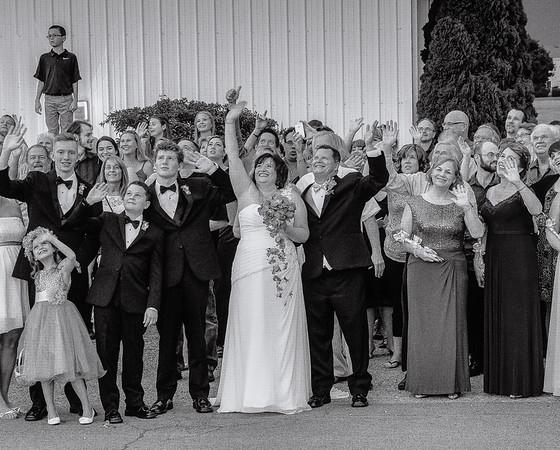 Dean and Deb F. Wedding 2015