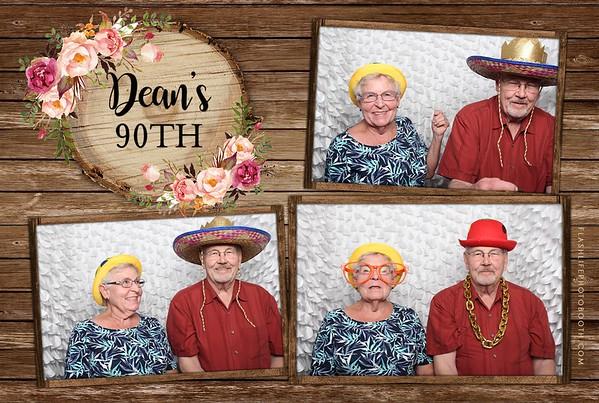 Dean's 90th
